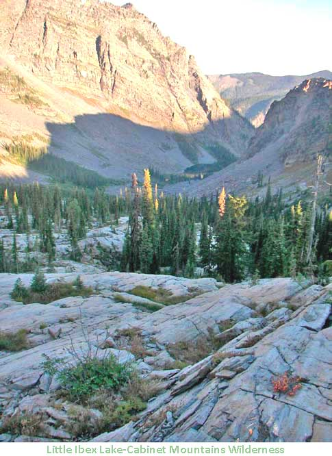 The Cabinet Mountains Are A Mountain Range In Western Montana And Northern  Idaho. Spanning Eastward From Idahos Panhandle To The Mission Mountains Of  ...